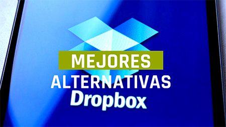 Alternativas a Dropbox gratis
