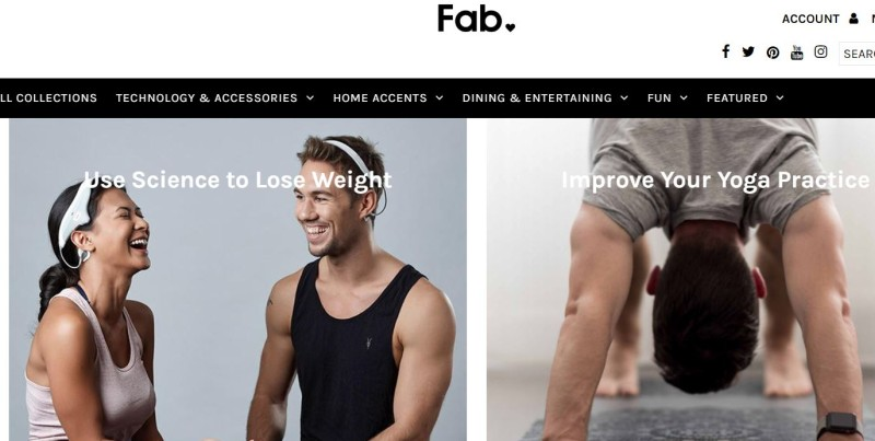 fab, ecommerce como dhgate
