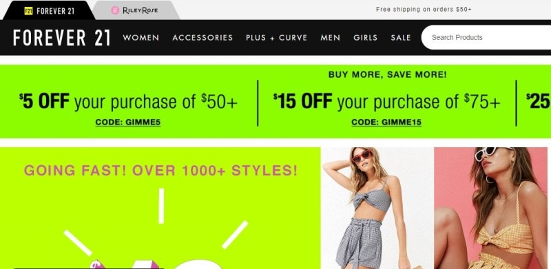 10 Tiendas online como ASOS