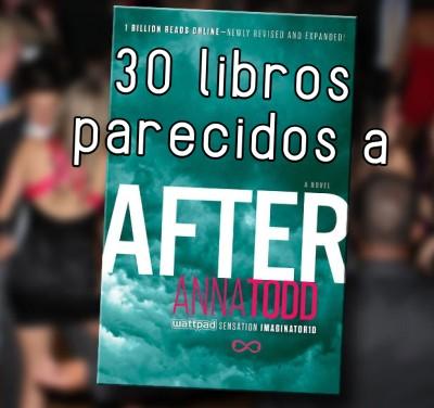 Libros parecidos a After
