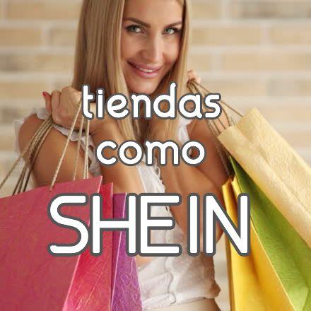 tiendas parecidas a Shein