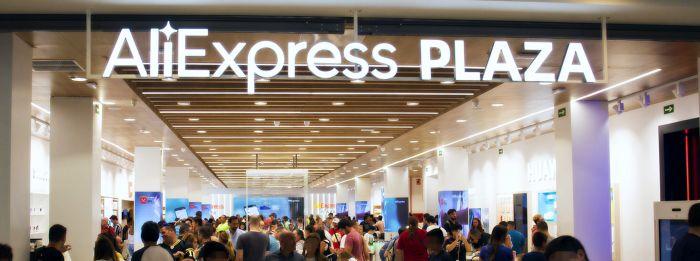 Tiendas AliExpress España