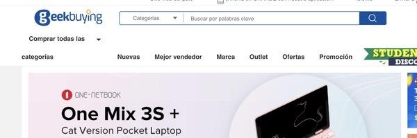 geekbuying es una tienda como aliexpress