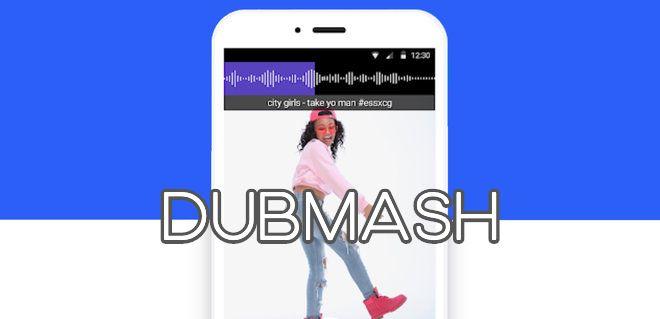 Dubmash es una aplicación parecida a Tiktok