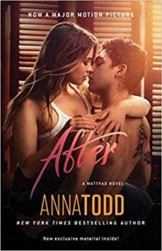 After es un libro parecido a Culpa Mía