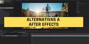 Alternativas a After Effects