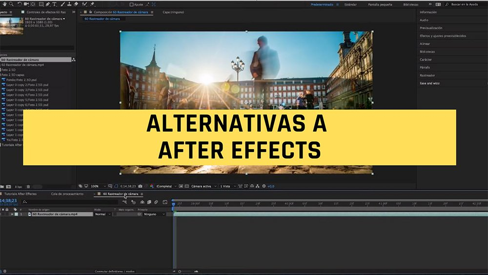 alternativas a after effects