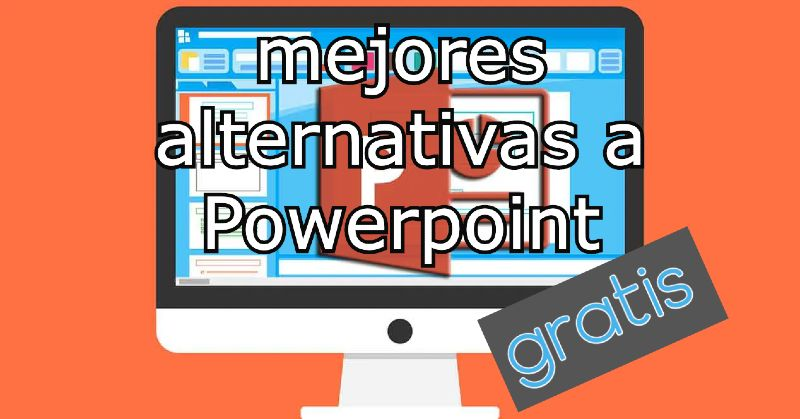 alternativas a power point gratis