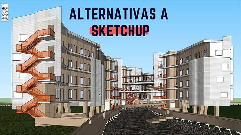 Alternativas a SketchUp
