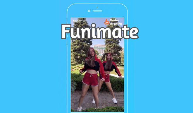 Funimate es una app parecida a Tiktok