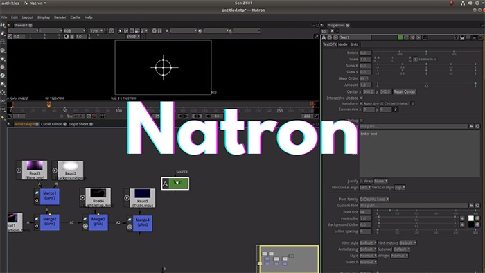 programas de edición de vídeo como after effects