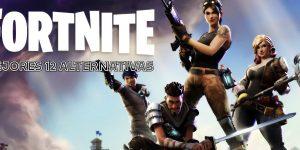 Juegos parecidos a Fortnite: los 12 mejores