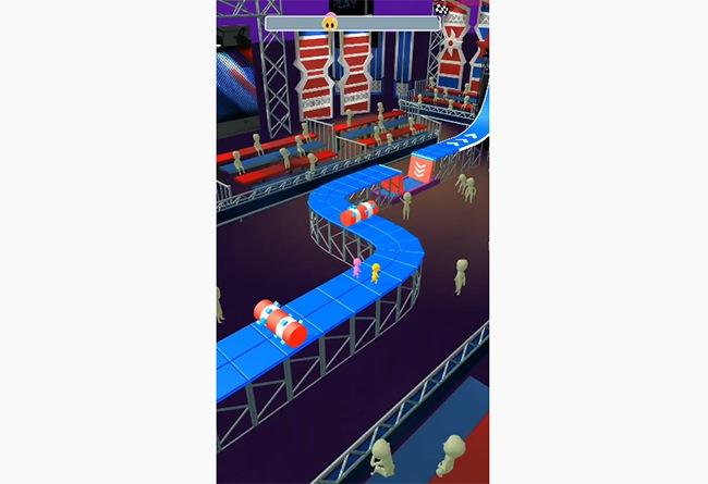 epic race 3D juegos que se parecen a Fall Guys en Android