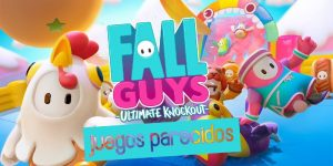 Juegos parecidos a Fall Guys