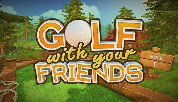 golf with your friends es un juego similar a Human Fall Flat