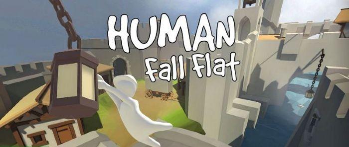 human fall flat es una alternativa a Fall guys