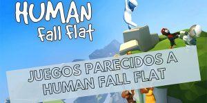 Juegos parecidos a Human: Fall Flat