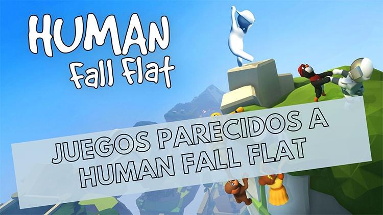 Juegos parecidos a Human Fall Flat
