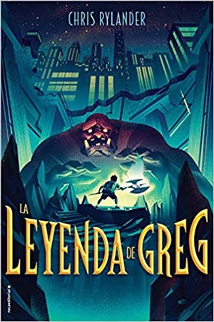La leyenda de Greg libros como Harry Potter
