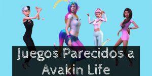 Juegos parecidos a Avakin Life